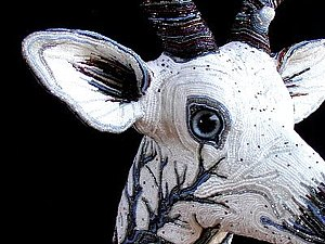 Бисерная феерия Барбары Френч Дузэн (Barbara French Duzan)   Ярмарка Мастеров - ручная работа, handmade