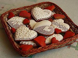 Пряничная конфетка | Ярмарка Мастеров - ручная работа, handmade