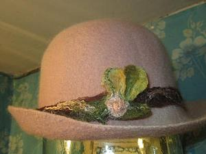 шляпка  для  мамы | Ярмарка Мастеров - ручная работа, handmade
