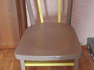 Мастер-класс: преображение старого стула. Ярмарка Мастеров - ручная работа, handmade.