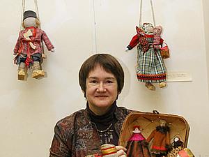 Семинар по народной кукле Марины Мишиной. Тема