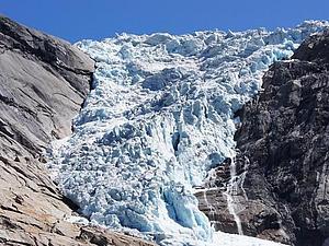 Заметки о Норвегии. Ледник № 1.   Ярмарка Мастеров - ручная работа, handmade