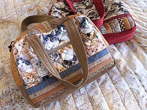 Мои большие сумки. | Ярмарка Мастеров - ручная работа, handmade