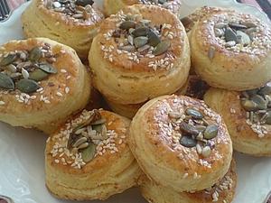 Булочки  с  разными  семечками , перевод рецепта  сербская  кухня. | Ярмарка Мастеров - ручная работа, handmade