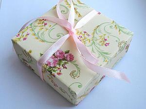 подарочная упаковка при любой покупке   Ярмарка Мастеров - ручная работа, handmade