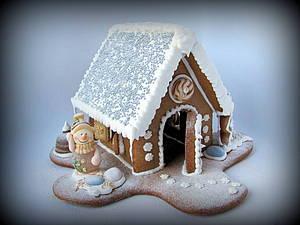 Пряничный домик, handmade