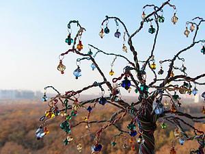 Призываем радость в дом: дерево счастья своими руками. Ярмарка Мастеров - ручная работа, handmade.