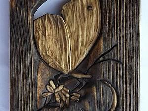 Потянуло на романтику - так ко мне прилетел мотылёк, собирающий лунную пыль | Ярмарка Мастеров - ручная работа, handmade