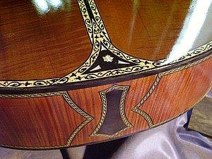 Блочная мозаика. Оформление муз. инструментов.. Ярмарка Мастеров - ручная работа, handmade.