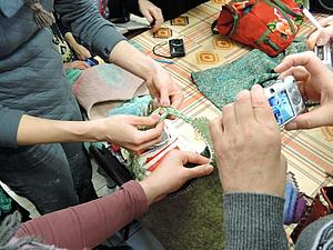 Отчет о посиделках в Шкатулочке 8 февраля: AneleStudio, E-VO, MoonWool и круглый стол | Ярмарка Мастеров - ручная работа, handmade