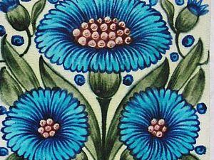 Работы William Morris и Alfons Mucha как источник вдохновения дизайнеров по тканям. Ярмарка Мастеров - ручная работа, handmade.