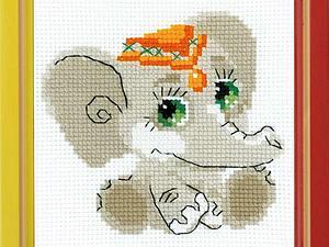 Слоник   Ярмарка Мастеров - ручная работа, handmade