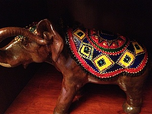Преображение старого слона. | Ярмарка Мастеров - ручная работа, handmade