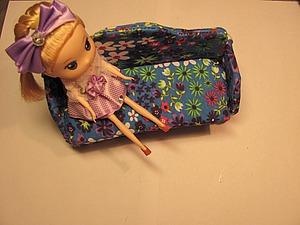 Мастерим кукольный диванчик. Ярмарка Мастеров - ручная работа, handmade.