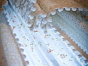 Рекомендации по уходу за шторами | Ярмарка Мастеров - ручная работа, handmade