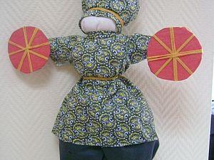 Мастеркласс кукла Ярило | Ярмарка Мастеров - ручная работа, handmade