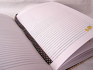 Разлиновка страниц для блокнота. Ярмарка Мастеров - ручная работа, handmade.