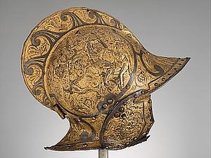 Русалки, кентавры и зайцы на шлемах знатных особ 15-17 в.. Ярмарка Мастеров - ручная работа, handmade.