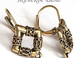 Фурнитура от компании Quest Beads & Cast и многое другое | Ярмарка Мастеров - ручная работа, handmade