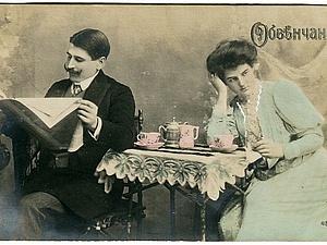 Старые открытки | Ярмарка Мастеров - ручная работа, handmade