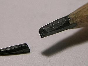 Как поточить косметический карандаш, чтобы он не сломался | Ярмарка Мастеров - ручная работа, handmade