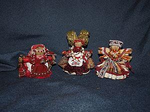Мастер-класс по русской обережной кукле | Ярмарка Мастеров - ручная работа, handmade