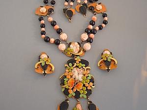 Авторские украшения Vega Maddux | Ярмарка Мастеров - ручная работа, handmade