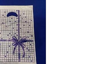 Новинка в Магазине! Полиэтиленовые пакеты с выруб. ручкой | Ярмарка Мастеров - ручная работа, handmade