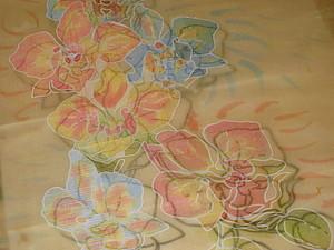 Мастер класс по батику-шарф | Ярмарка Мастеров - ручная работа, handmade