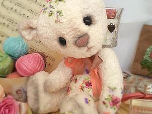 Мастер-класс по созданию мишки Тедди 1 и 2 мая   Ярмарка Мастеров - ручная работа, handmade