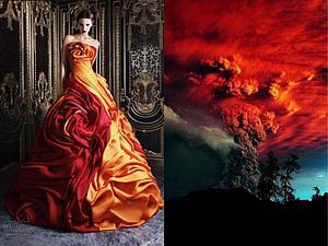 Платья - отражение природы | Ярмарка Мастеров - ручная работа, handmade