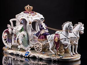 Изысканность фарфоровых фигурок. Ярмарка Мастеров - ручная работа, handmade.