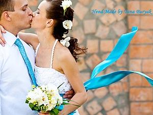 Свадьба с бирюзовым акцентом. Свадебные фото | Ярмарка Мастеров - ручная работа, handmade