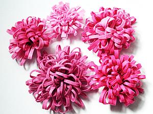 Как быстро и легко сделать красивый цветок из фетра! | Ярмарка Мастеров - ручная работа, handmade