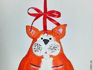 Продан котик - Оберег | Ярмарка Мастеров - ручная работа, handmade