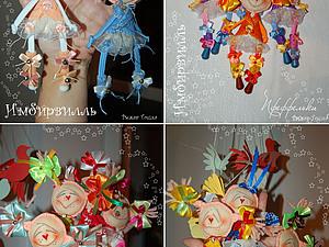 День рождения пфеффельки, или Наша первая конфетка! | Ярмарка Мастеров - ручная работа, handmade