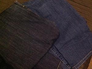 Отдам джинсу (джинсы) Москва | Ярмарка Мастеров - ручная работа, handmade