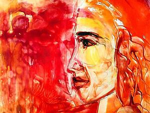 Энкаустика - мастер класс 16 ноября м. Третьяковская | Ярмарка Мастеров - ручная работа, handmade