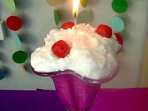 Сохраняем мгновения лета — создаем свечу «Вишневый десерт». Ярмарка Мастеров - ручная работа, handmade.
