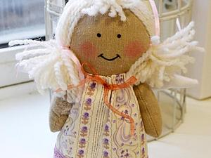 МК по шитью кукол для начинающих