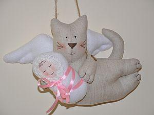Мастер-класс по интерьерным куклам   Ярмарка Мастеров - ручная работа, handmade