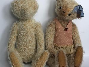 Мастер шоу по состариванию мишек Тедди | Ярмарка Мастеров - ручная работа, handmade