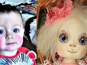 Про роспись кукольных лиц   Ярмарка Мастеров - ручная работа, handmade