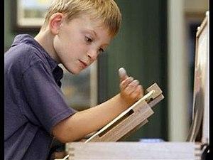 Десятилетний художник заработал 2 млн долларов! | Ярмарка Мастеров - ручная работа, handmade