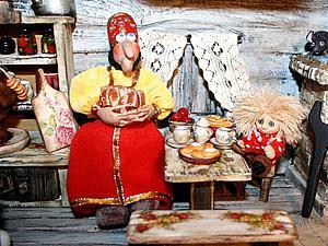 Делаем сказочный домик для Кузи. Ярмарка Мастеров - ручная работа, handmade.