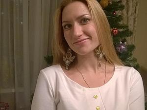 Браслет от lianabeadart, Серьги от Надежды Ковалевой!   Ярмарка Мастеров - ручная работа, handmade
