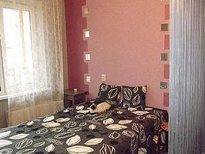 Декорирование и деление комнаты на зоны с помощью обоев. Ярмарка Мастеров - ручная работа, handmade.