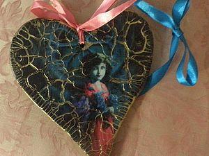 Делаем подвеску «Сердце». Ярмарка Мастеров - ручная работа, handmade.