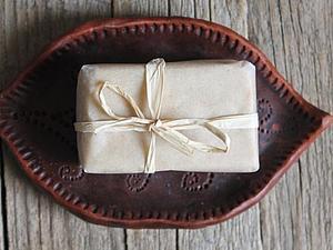 Аукцион! Мыльницы в эко-стиле и любимое мыло | Ярмарка Мастеров - ручная работа, handmade