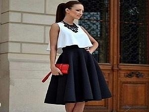 Платья юбки из неопрена